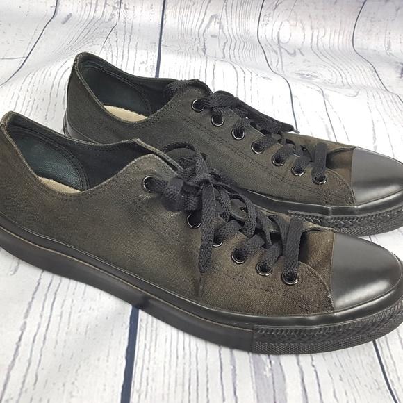 e11541662c32 Converse Shoes - Black chucks all star converse low mens 11 W 13